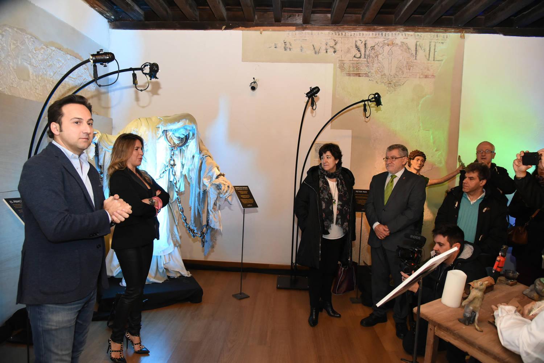 Cuarto milenio la exposici n llega al museo de santa for Exposicion cuarto milenio valencia
