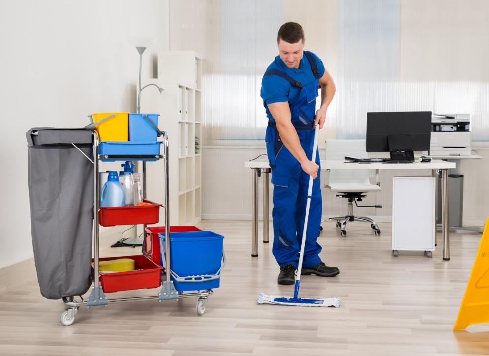 Las empresas de limpieza triunfan en internet objetivo for Empresas de limpieza en toledo