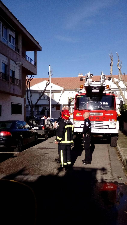 Herida una joven a causa del incendio en una vivienda de for Viviendas en ciudad real