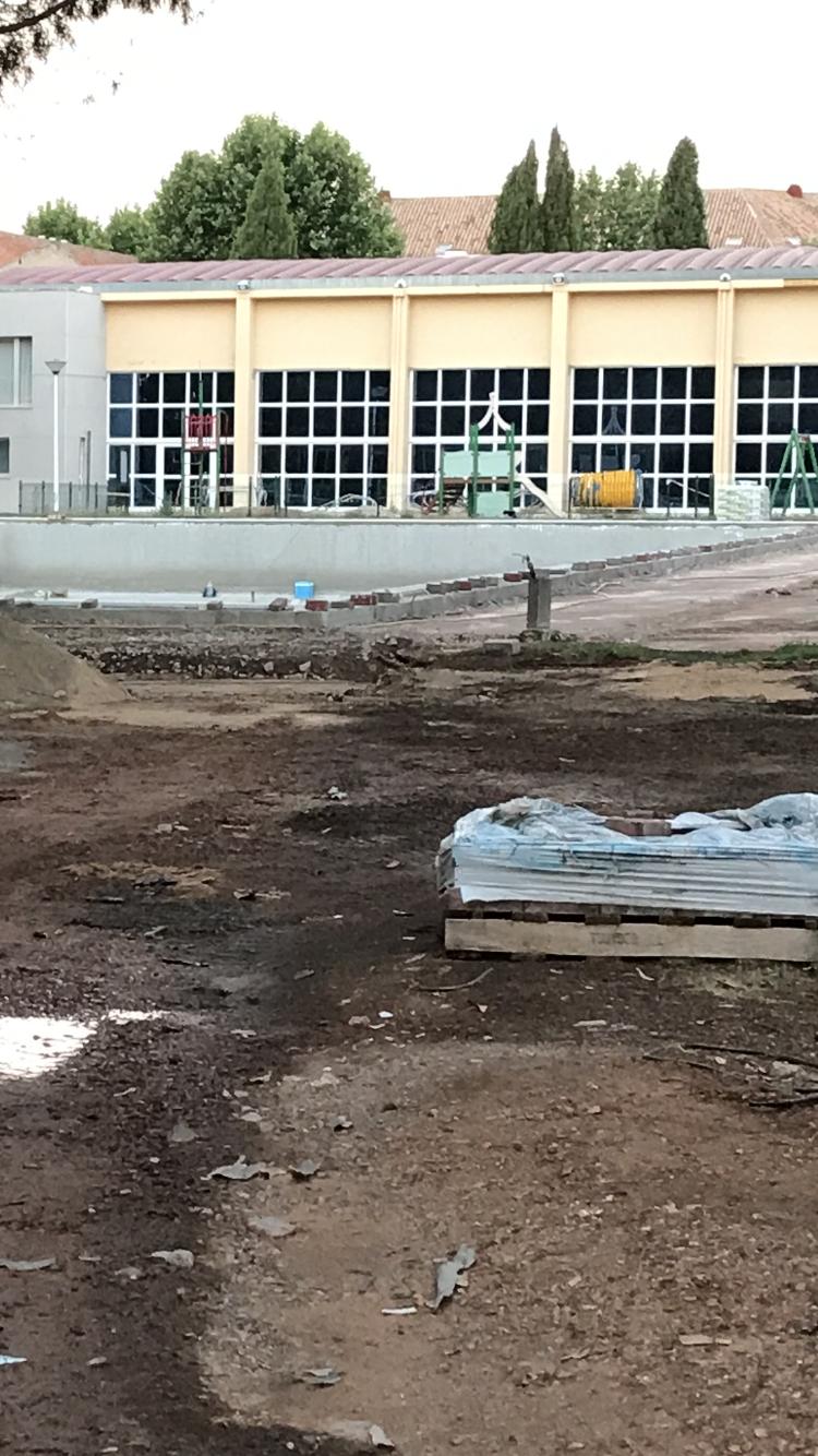 Rivas lo que est pasando con la piscina del for Piscina rivas