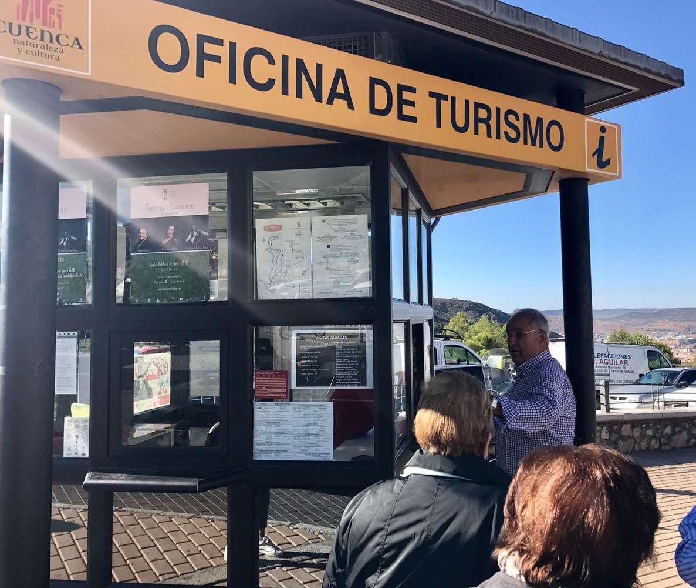 El ayuntamiento de cuenca abrir todos los puntos de for Oficina informacion y turismo