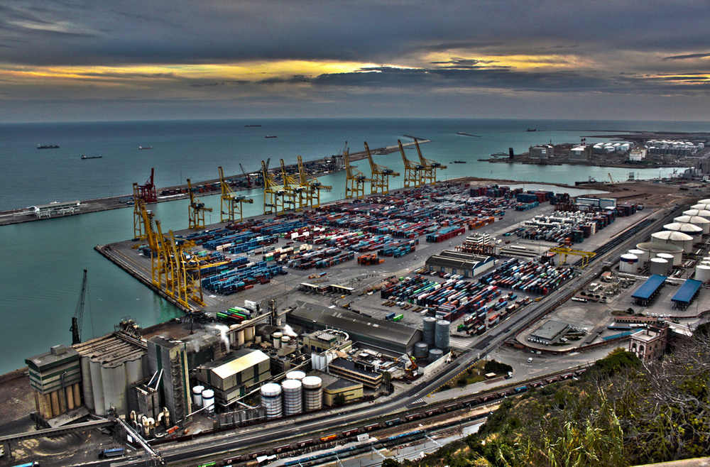 Los puertos Españoles