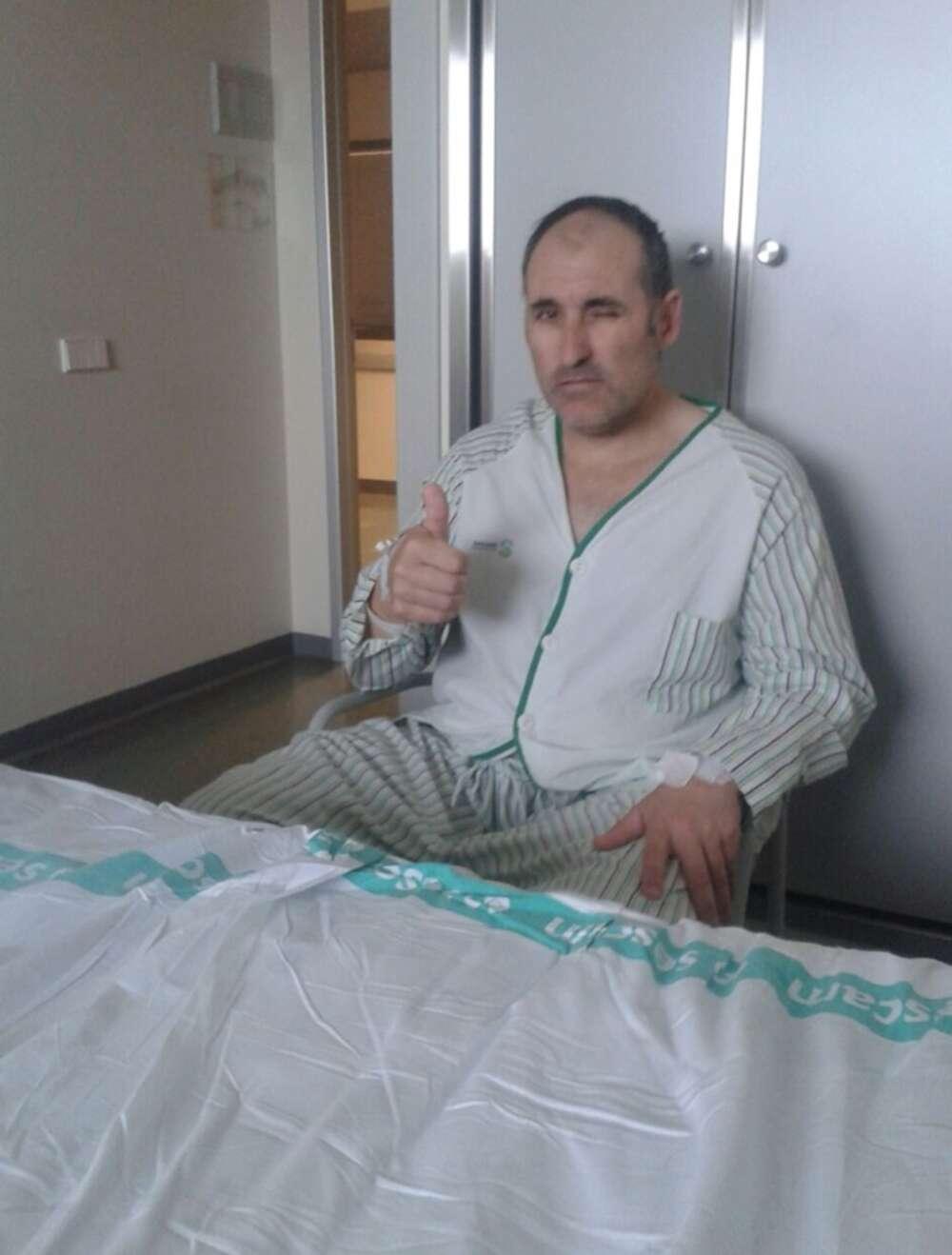 Casi 5000 firmas en solo 3 días solicitando al INSS el reconocimiento de la incapacidad permanente de su padre enfermo