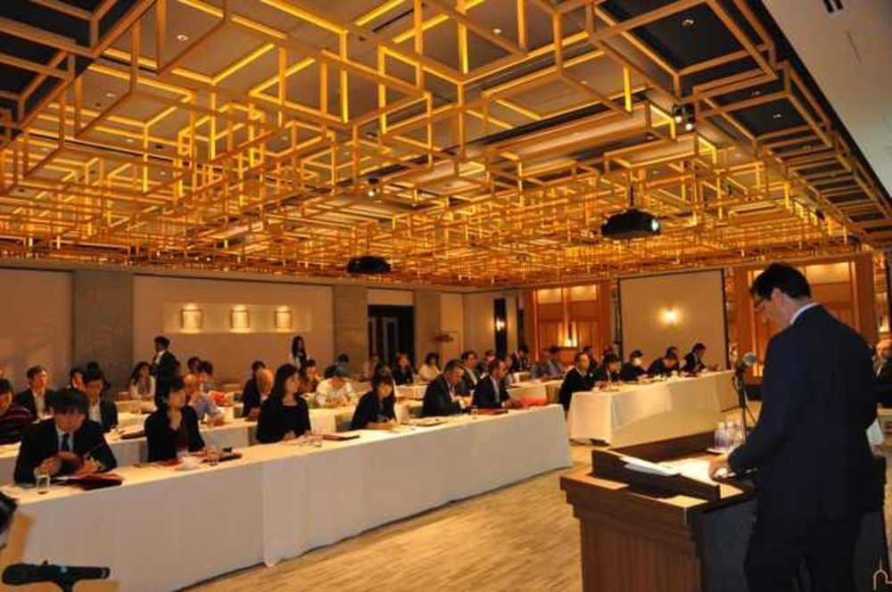 Presentación de FENAVIN en Tokio. Interés entre importadores y prescriptores de vino japoneses