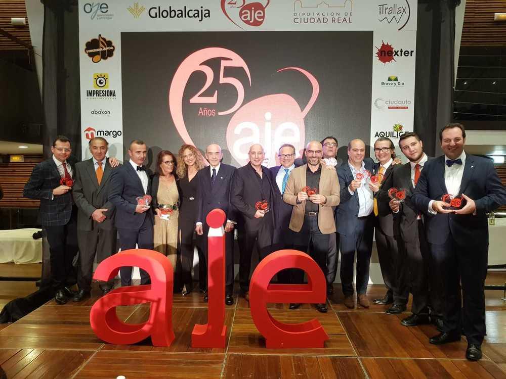 ¿Qué es AJE Ciudad Real para un asociado histórico? Agradecimiento por la Gala del 25 aniversario y mención especial para AKD y otras empresas de siempre ¡¡Gracias!!
