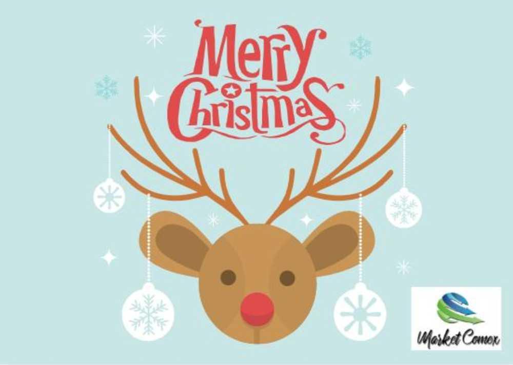 Market Comex te desea una feliz Navidad