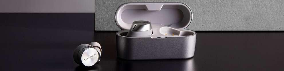 Technics presenta sus nuevos auriculares True Wireless AZ60 y AZ40 para los amantes de la música y del mejor sonido