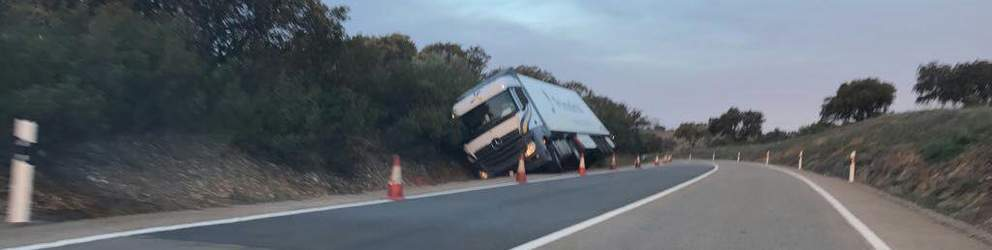 La Plataforma N-430 se hace eco de los contínuos accidentes de tráfico ocurridos en ésta carretera