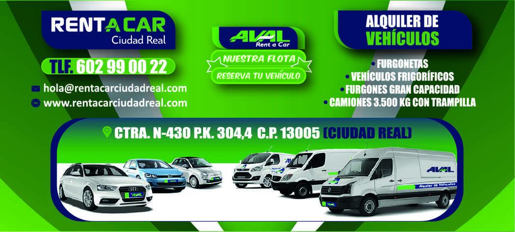 Rent a Car Ciudad Real Alquiler de vehículos