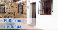 El Rincón de Juana - Alojamiento Rural