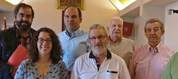"""CCOO y UGT de Ciudad Real inician la ronda de contactos para recabar apoyos de los grupos políticos municipales a la campaña """"en marcha por las #PensionesDignas"""""""