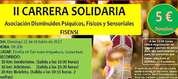 La Asociación FISENSI organiza la segunda edición de la 'Carrera Solidaria' del domingo 22 de octubre