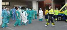 Un 37 por ciento de las enfermeras y enfermeros han sufrido el Covid-19