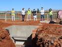Las actuaciones de la Junta para garantizar el abastecimiento de agua en Almagro podrían funcionar a mitad de este mes