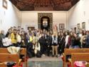 El ayuntamiento de Torrijos recibió a los alumnos y alumnas del programa Erasmus+