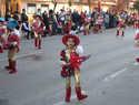 """Copacabana, con """"Enigma del Yucatán"""" ganó el Desfile-Concurso del Carnaval de Villacañas"""