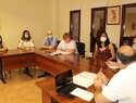Gobierno regional y Ayuntamiento de Ruidera analizan aspectos relacionados con seguridad, limpieza y telecomunicaciones en el entorno del Parque Natural de las Lagunas