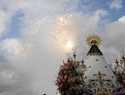 Villarta de San Juan festeja Las Paces con el lanzamiento de cerca de 200.000 cohetes