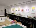 La Calcografía, una galería de arte y taller de grabado en el corazón de la Sierra Norte de Guadalajara