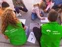 El Gobierno de Castilla-La Mancha realiza acciones de concienciación ambiental dirigida al público familiar en Almodóvar del Campo