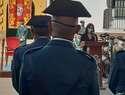 La subdelegada del Gobierno pone en valor la implicación de la Guardia Civil con los ciudadanos/as de la provincia de Ciudad Real
