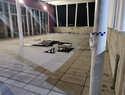 El Ayuntamiento de Azuqueca repara el suelo canalizado del Espacio Joven Europeo tras los actos de vandalismo
