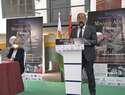 El rector de la UCLM pone en valor la aportación de las minas de Almadén al avance de la Química