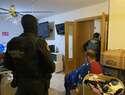 La Guardia Civil detiene a un hombre por robar con violencia con un arma de fuego en una gasolinera de Seseña