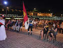 La música y el color encienden la llama del folclore en Ciudad Real