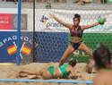 Marina Morales se proclama Campeona de España con la Selección de Balonmano Playa de Castilla-La Mancha