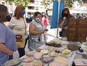 Gran acogida del Mercadillo Solidario de Torrijos