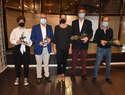"""La Hermandad de Pandorgos de Ciudad Real entrega los premios literarios """"Sancho Panza"""""""