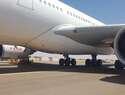 Las emisiones de gases que genera la aviación comercial, a estudio en el Aeropuerto de Ciudad Real