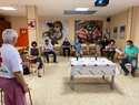 Cruz Roja La Roda presenta a los ayuntamientos de la comarca el  borrador de un ambicioso plan de emergencias