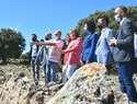 La segunda campaña de excavaciones del Yacimiento de La Graja en el que se comenzaba a trabajar en 2020 con el impulso de la Diputación, concluye con el hallazgo de una mezquita del siglo XI