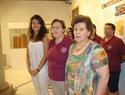 Maria Jesus, Pilar maldonado y Amalia Cortes