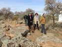 La historia de la cantera molinera de Piédrola ya puede conocerse gracias a la musealización del recurso
