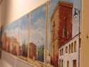 Los trabajos de pintura y cerámica de la Universidad Popular de Alcázar se exponen en el Museo Municipal
