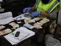 "Imagen: La Guardia Civil desarticula una red criminal que utilizaba ""mulas"" para el transporte internacional de cocaína"