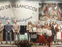 La Asociación Musical  y Folclórica Santa Catalina de Tórtola de Henares, primer premio del XXVIII Concurso de Villancicos Ciudad de Guadalajara