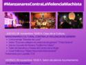 Manzanares intensifica su lucha contra la violencia machista este 25N