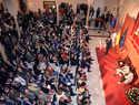 Pilar Zamora reconoce la labor de los diputados provinciales de la Democracia en Ciudad Real