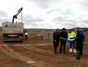 Las obras del futuro Polígono Industrial de Carrión de Calatrava comenzarán de forma inmediata