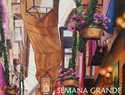 La Semana Grande del Corpus Christi 2019 ya tiene cartel anunciador, una imagen del toledano Alfredo García del Río