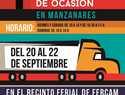La I Feria Nacional de Vehículos Industriales de Ocasión se celebrará del 20 al 22 de septiembre