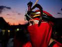 La fotografía 'Directo del mar' gana el XII Concurso Desfile de Carrozas de Azuqueca