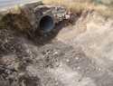 El Ayuntamiento de Quintanar lleva a cabo las tareas de limpieza del arroyo