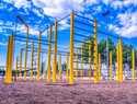 """Pozuelo de Calatrava estrena zona """"Work Out"""" en las Instalaciones Deportivas """"El Campillo"""""""