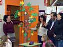 """El Colegio Ferroviario de Ciudad Real recibe a """"Manolito"""""""