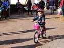 Más de 800 personas se suman en Manzanares a la fiesta solidaria de la bicicleta 2019
